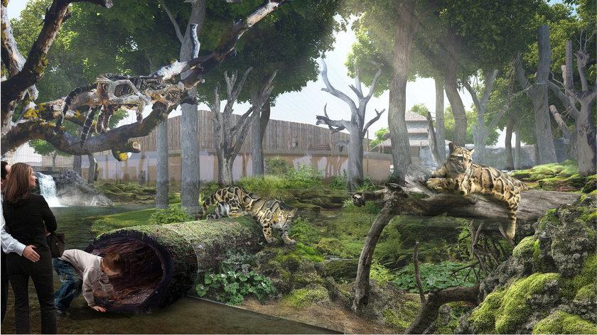 Orientarium w łódzkim zoo