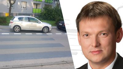"""Burmistrz zlikwidował przejścia dla pieszych w odpowiedzi na """"bzdurne przepisy dające pieszym pierwszeństwo"""""""