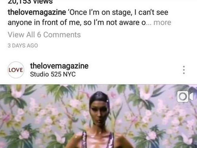 Ona je jedan od najplaćenijih modela, a fanovi su zgroženi: Mogu KOSTI DA TI IZBROJIM!