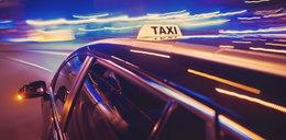 Taksówkarz chciał naciągnąć klienta. Tego się nie spodziewał!
