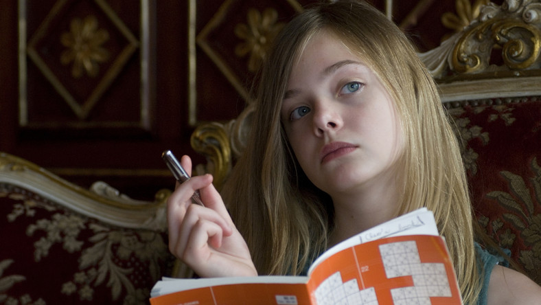 "Elle Fanning w filmie ""Somewhere"""