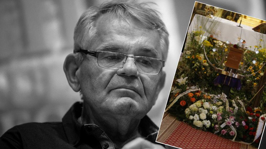 Pogrzeb Jerzego Janeczka (East News/Piotr Kamionka, AKPA/Baranowski)