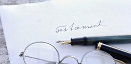 Polacy nie doceniają wagi testamentu, a to bardzo ważne, by go spisać!