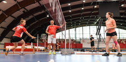 Lekkoatleci i badmintoniści trenują na całego. Coraz więcej sportowców w Spale