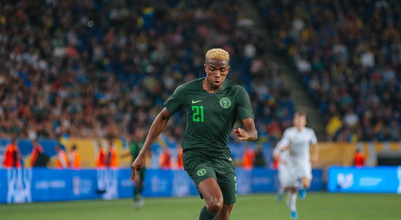 Ukraine 2 Vs 2 Nigeria: 5 things we learnt from Super Eagles draw in friendly