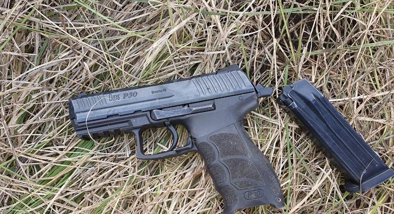Police gun down 2 robbers who held staff hostage, killed 1 at Phadam Hospital, Umoja