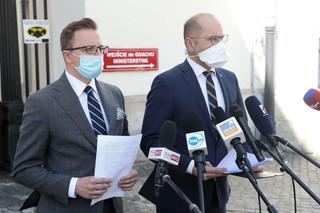 Posłowie KO: Apelujemy, by Sejm zajął się projektem uchwały ws. komisji śledczej dot. respiratorów