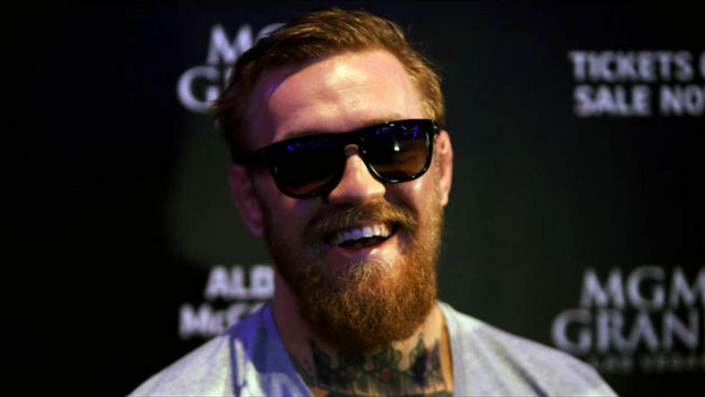 McGregor podgrzewa klimat przed pierwszą konferencją prasową z Mayweatherem