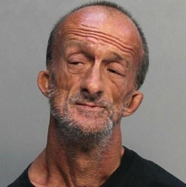 Jonathan Crenshaw foto Miami Dade Corrections
