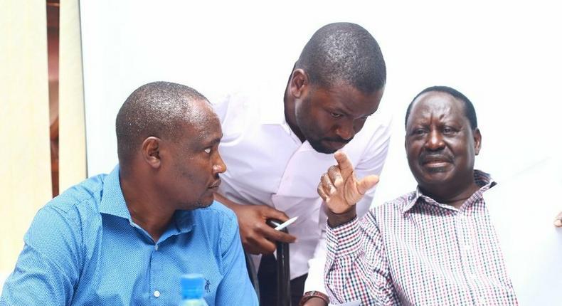 ODM through Secretary General Edward Sifuna demands Weston Hotel to be demolished