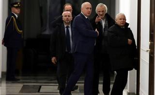 Brudziński: Wszyscy posłowie mogli wejść na piątkowe obrady Sejmu