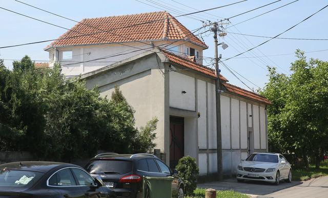 Kuća u kojoj su živeli Dragoslav i Teodora