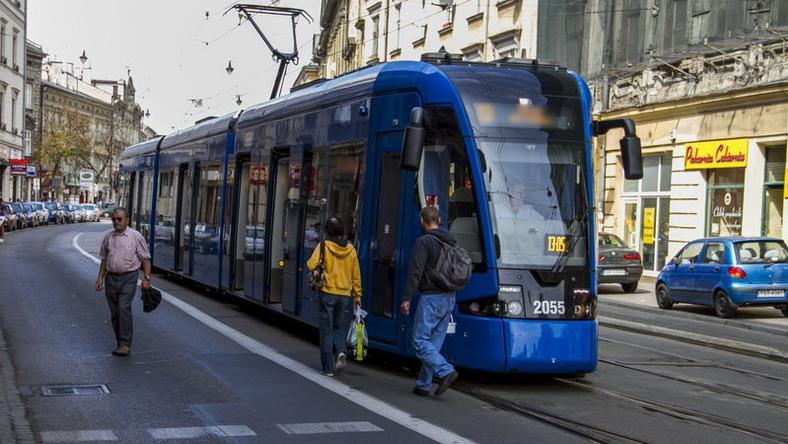 Kraków: około 150 mln zł na remonty torowisk w najbliższych latach