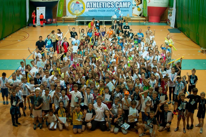 Athletics Camp