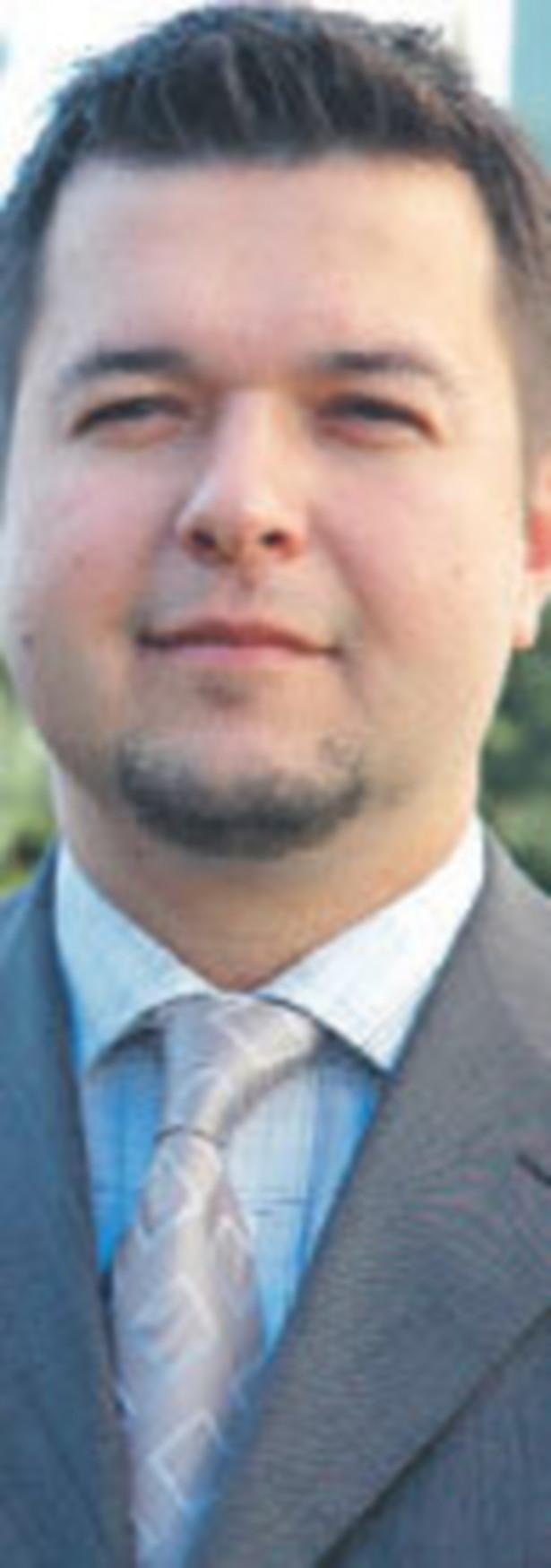 Marcin Ludwicki, wiceprezes zarządu Energa Obrót