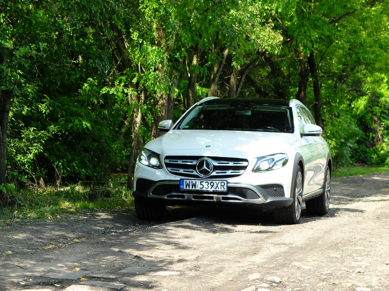 Mercedes E All-Terrain