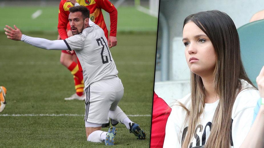 Marco Vesović i Tamara Vesović