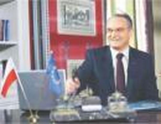 Waldemar Pawlak, wicepremier i minister gospodarki Fot. Michał Kołyga