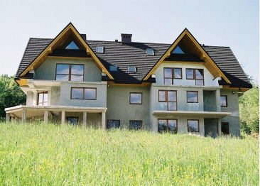 Zobacz posiadłość Dody w Tatrach