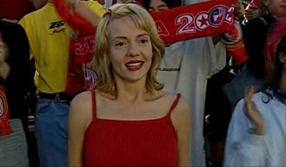 Danijela Vranješ u filmu