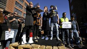 Protest w Helsinkach przeciwko zaostrzeniu polityki azylowej