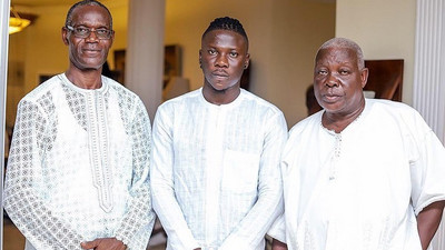 'My family has been in the music business for generations' - Stonebwoy