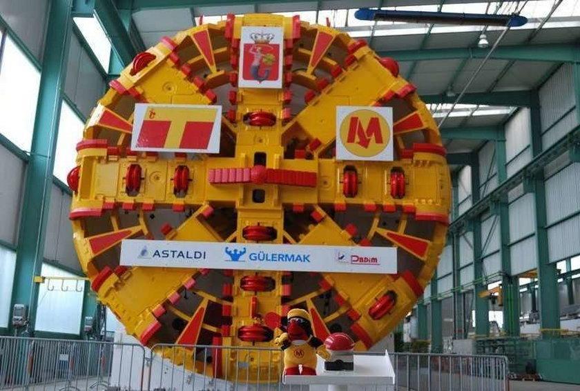 Tak będą budować metro