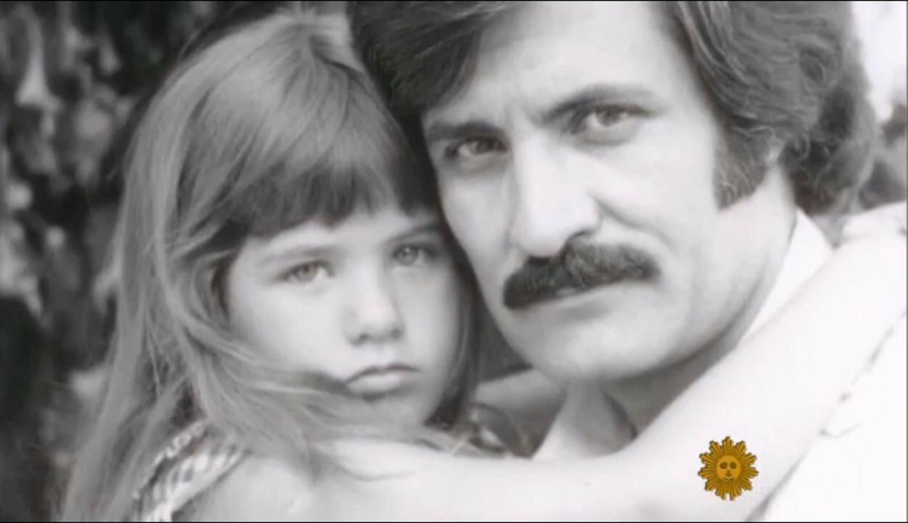 Dženifer sa ocem