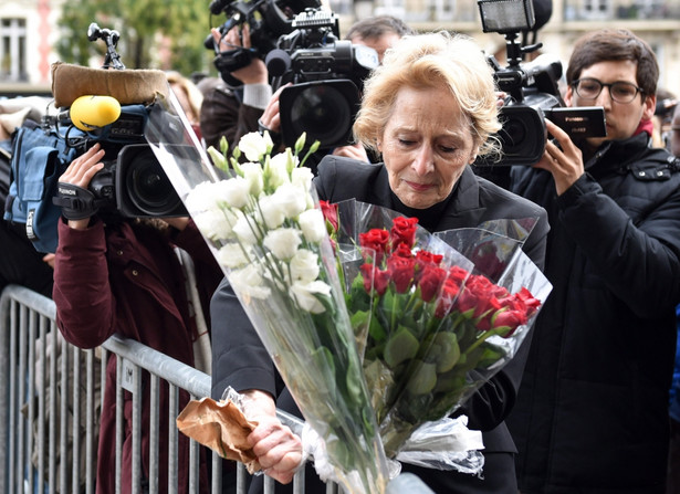 Paryż po zamachach