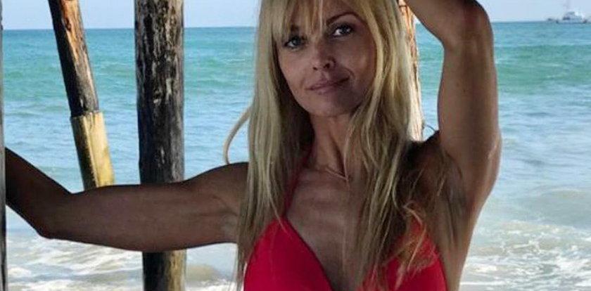 Izabella Scorupco w bikini. Nie uwierzysz, ile ona ma lat!