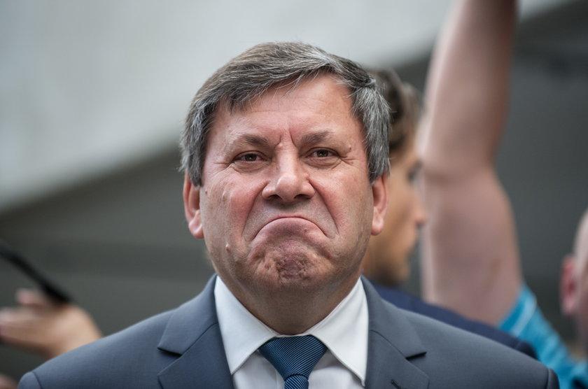 Janusz Piechociński, prezes PSL, wicepremier i minister gospodarki w rządzie Ewy Kopacz.