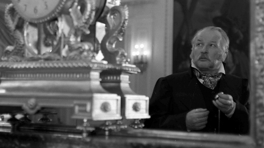 "Gustaw Lutkiewicz w ""Lawie"" (1989)"