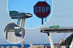 kombi Đenova, Italija, most, vijadukt