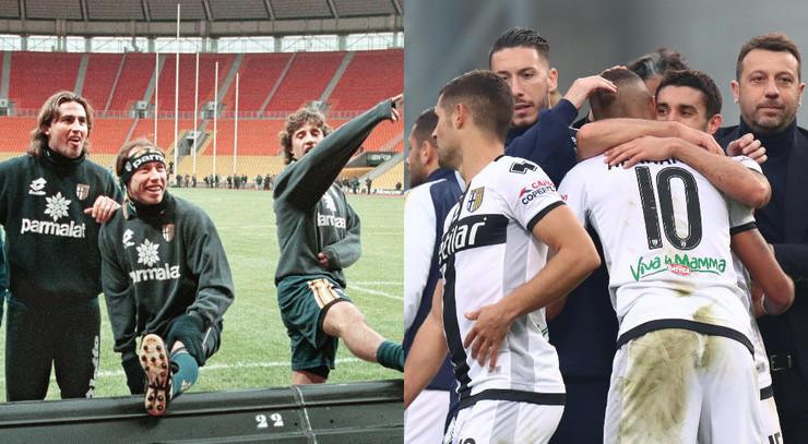 Parma, nekada i sada