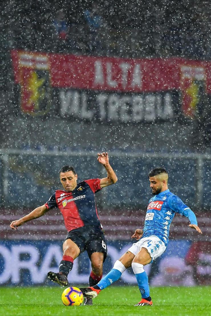 FK Napoli, FK Đenova