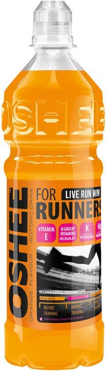 OSHEE 750 ml For Runners