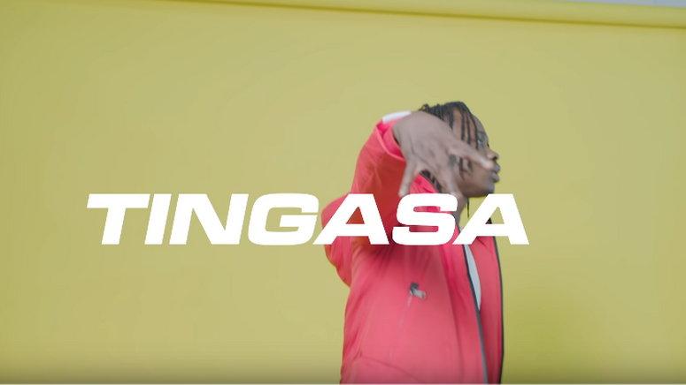 Naira Marley featuring C Blvck - Tingasa. (YouTube/NairaMarley)