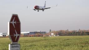 Drony coraz częstszym zagrożeniem dla samolotów