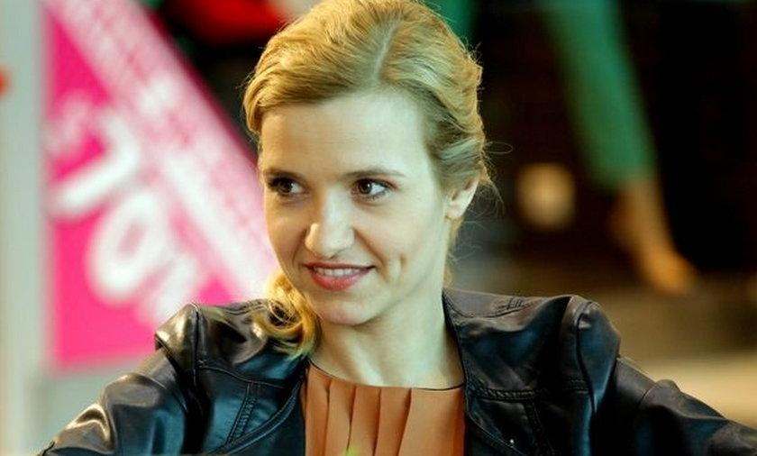 Joanna Koroniewska w M jak miłość