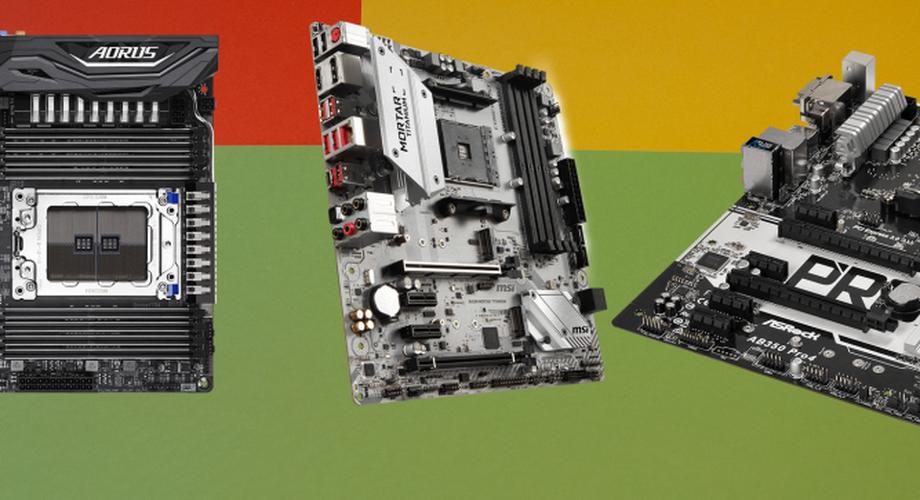 Ratgeber Mainboard: Motherboards für AMD-CPUs