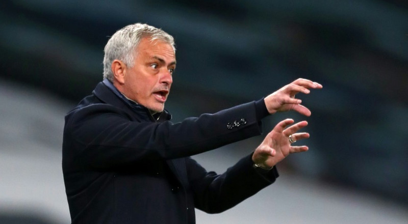 Mourinho says attacking Spurs still far from Real deal