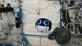 Int- Ball - latająca kulka będzie pomagać astronautom na Międzynarodowej Stacji Kosmicznej