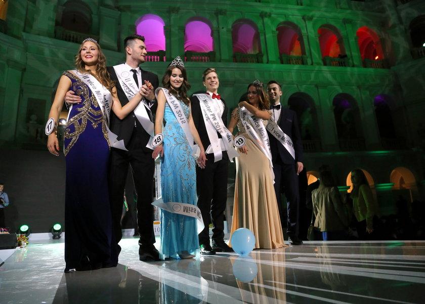 Gala Miss i Mistera Politechniki Warszawskiej