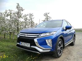 Mitsubishi Eclipse Cross – trzy diamenty w kwiatach – TEST