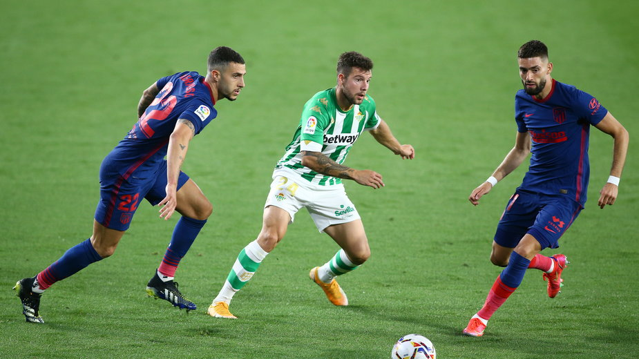 Real Betis - Atletico Madryt