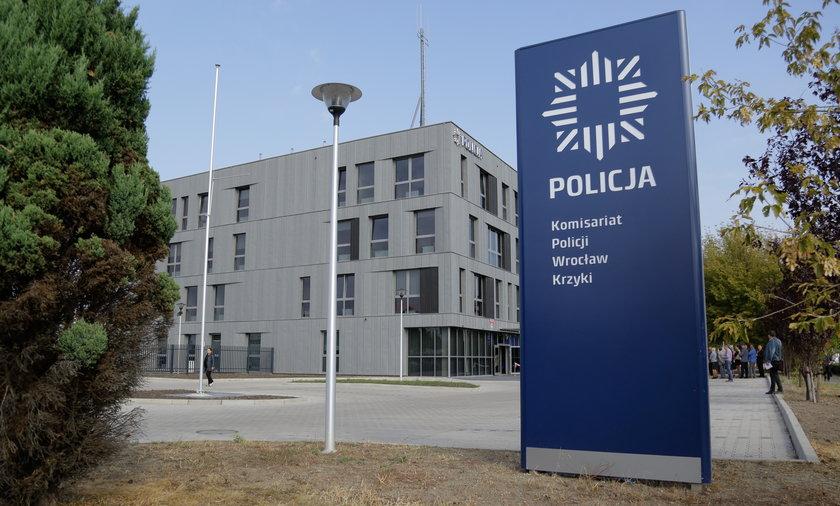 Nowy komisariat Policji we Wrocławiu