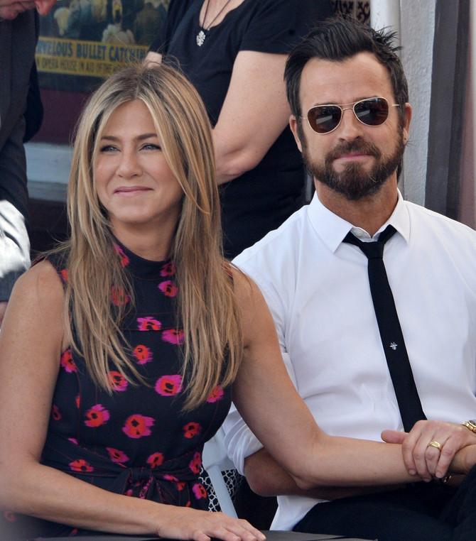 Dženifer sa suprugom Džastinom Teruom