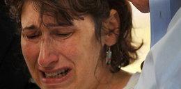 Rozpacz rodziców Amy. Żegnali ją zalani łzami