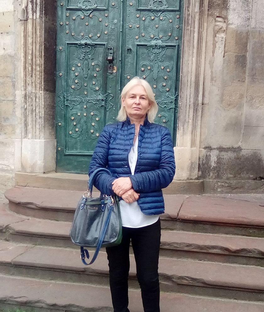Ewa Kluczkowska nie żyje