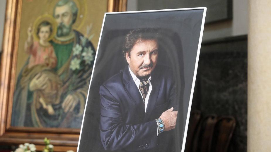 Pogrzeb Krzysztofa Krawczyka, fot. Roman Zawistowski